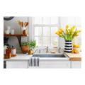 Какая мойка лучше для кухни — отличия материалов и форм