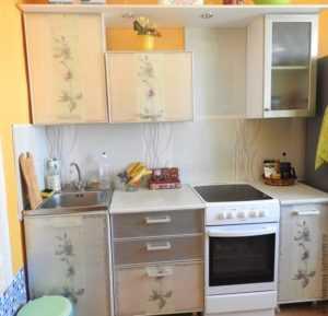 Ремонт кухонного гарнитура : как обновить кухонный гарнитур своими руками, замена столешницы и фасадов на кухнеКухня — вкус комфорта