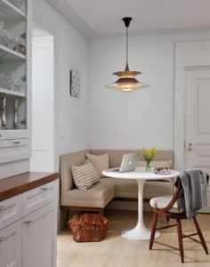 Какой кухонный стол выбрать для интерьера маленькой кухни: характеристики, рекомендации дизайнеров