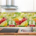 """104 отзыва на Фартук-панель для кухни настенный прозрачный из полимерного стекла. Экран защитный от брызг на кухонный фартук. """"HOME&STAFF"""" (Монолитный поликарбонат. 3050*800*3мм) от покупателей OZON"""