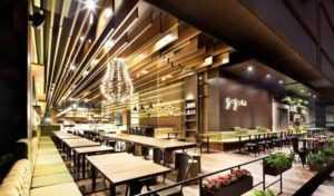 Освещенность ресторана ⚡ Правильное освещение кафе | Brille