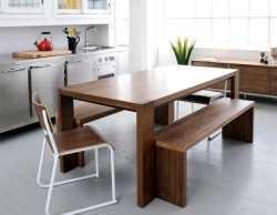 Как собрать кухонный стол – главные правила