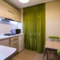 Короткие шторы на кухню купить в Москве | NEOPOD