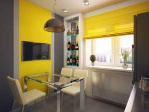 Шторы на кухню желтые в Москве купить недорого в интернет магазине с доставкой   40NOG