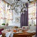 Как правильно выбрать шторы для кухни   Блог Мебелион.ру
