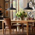Настенные часы для кухни - мастер-классы по изготовлению и декору настенных часов для кухни   фото примеры часов