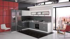 Шкафы для посуды на кухню купить недорого в Москве