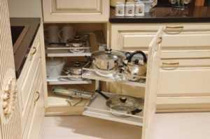 Организация хранения на кухне: полезные советы, общие рекомендации, фото примеры