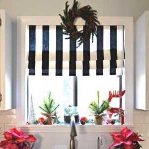 Римские шторы на кухню – фото: современные идеи, тренды, хиты 2020