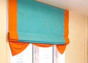 Пошив римских штор своими руками: пошаговая инструкция