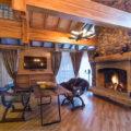 Шторы в деревянном доме: выбор ткани, варианты оформления