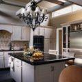 Как выбрать люстру для кухни – какие люстры лучше для кухни по размеру, стилю, лампам | Houzz Россия