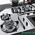 Угловая варочная поверхность на кухне: модели, установка