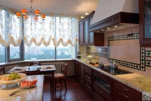 Занавески на кухню - 95 фото новинок коротких штор для кухни