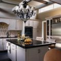 Люстры на кухню: 50 фото в интерьере, идеи дизайна